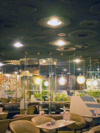 マヅラ・内装と天井