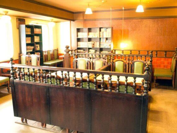 喫茶マリンナ・2階
