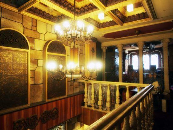 純喫茶ヒスイの2階