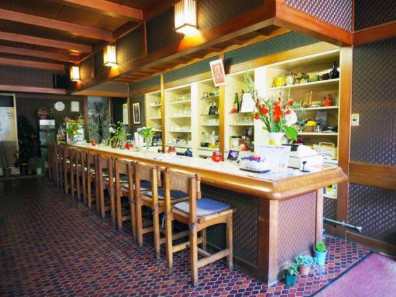 喫茶スコーピオ・店内