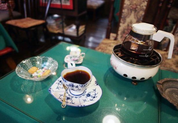 羅甸區のコーヒーとこんぺいとう