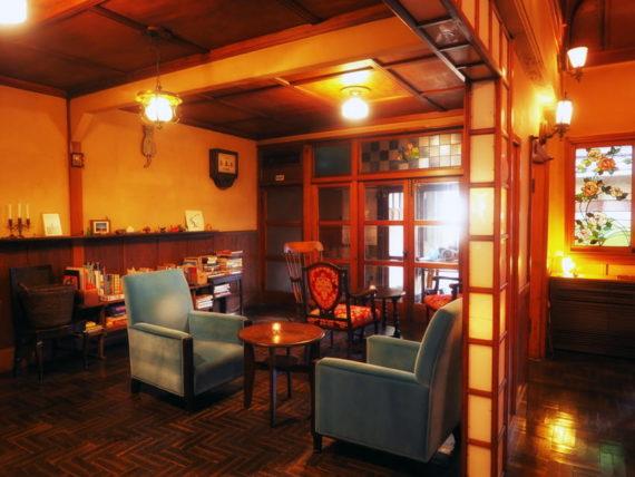 島原・きんせ旅館の客席