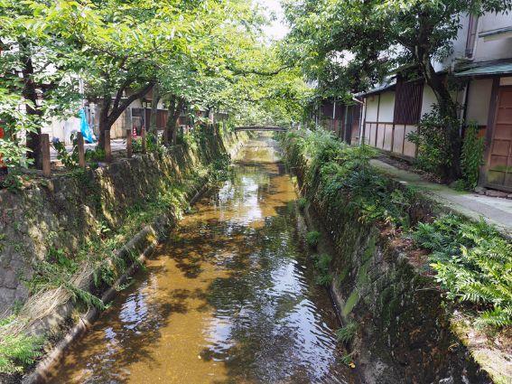 城崎温泉の脇道