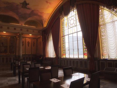 大阪市中央公会堂の特別室