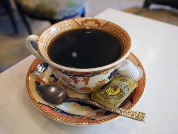喫茶クレオパトラ・コーヒー