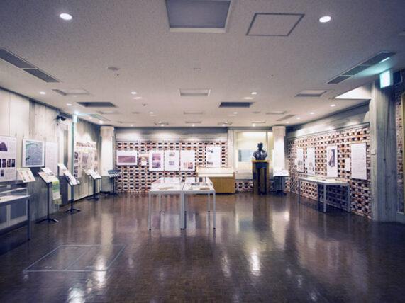 中央公会堂・展示室