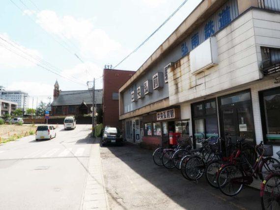 中央弘前駅の外観2