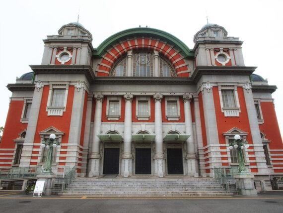 大阪市中央公会堂・外観