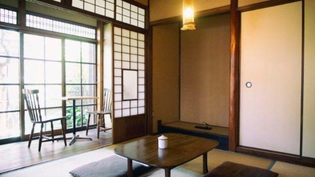 Cafe Home店内