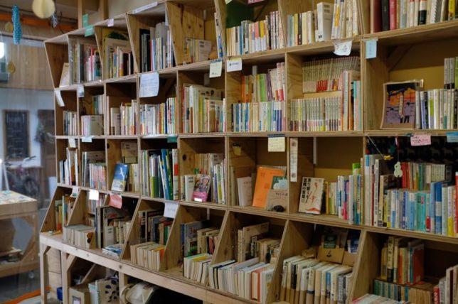 みつばち古書部の棚