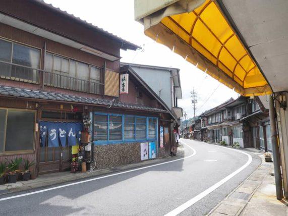 日本大正村・街並み