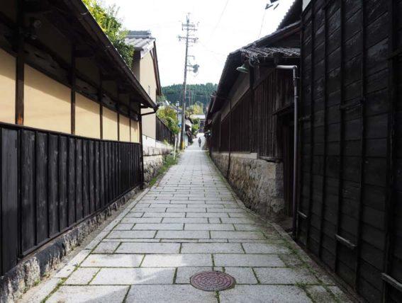 日本大正村・大正路地