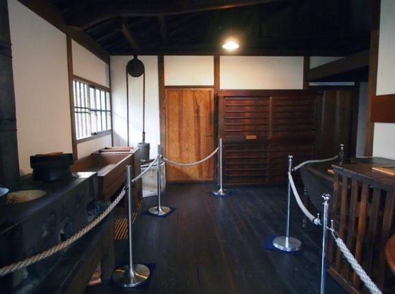 新島旧邸・台所