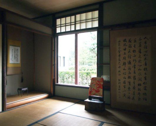 新島旧邸・茶室