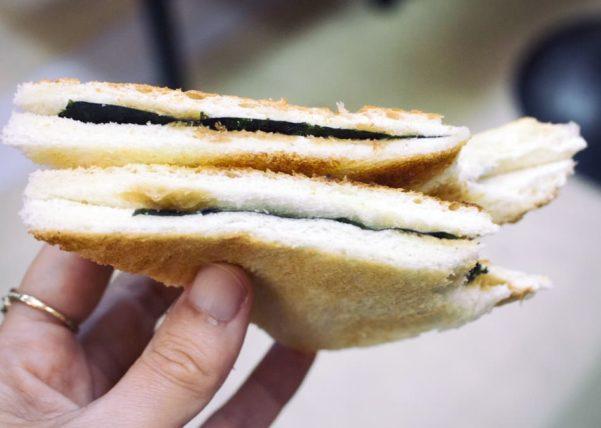 神田・エース_元祖のりトースト