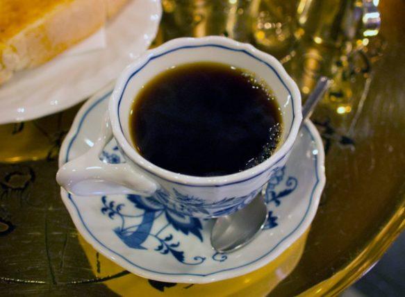 高倉健の愛した花の木のコーヒー