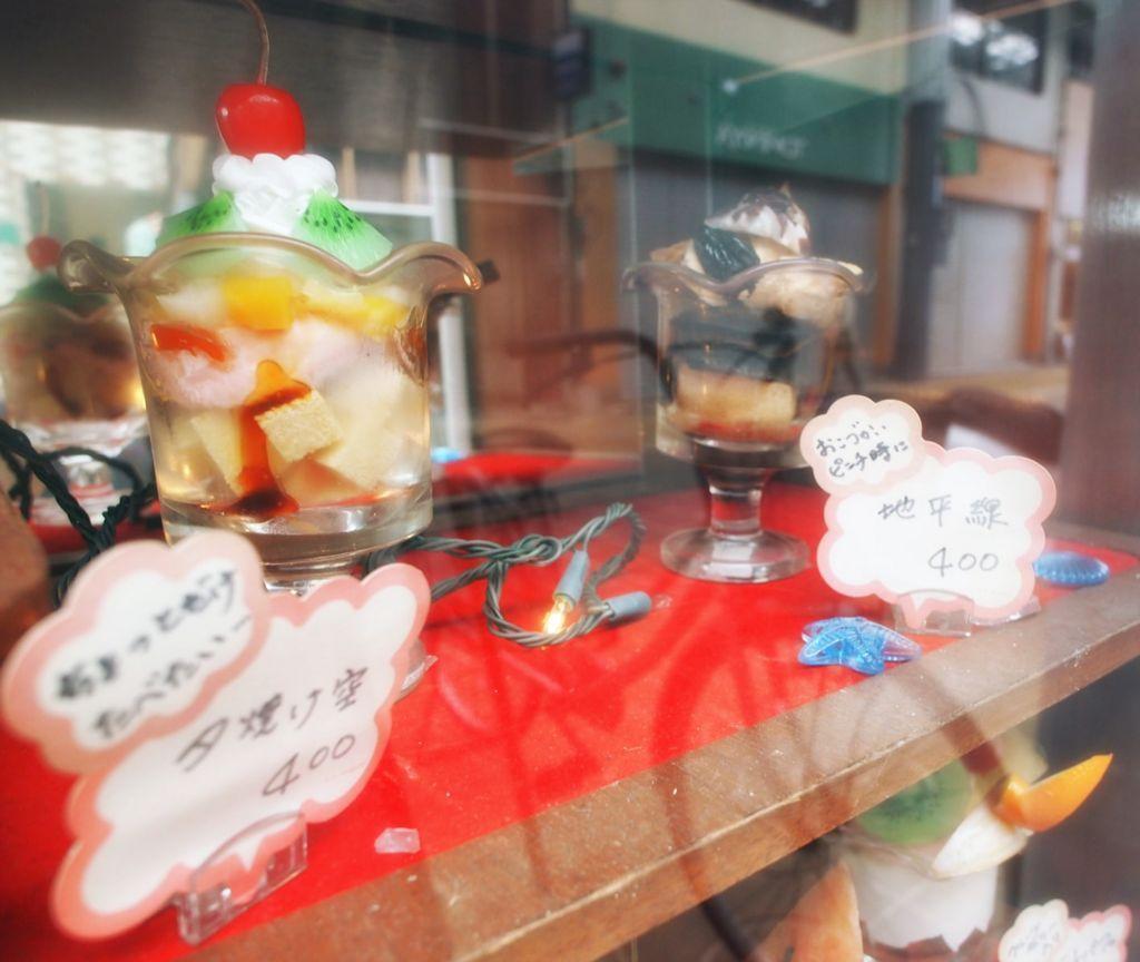 鳥取・チャップリンのショーケース