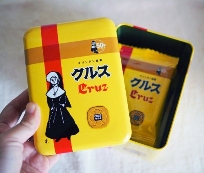 復刻版クルス缶