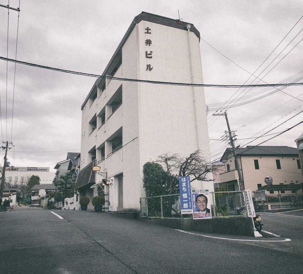 池田・珈廊外観