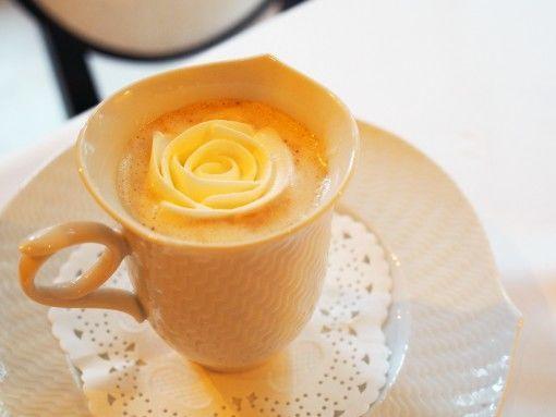 長楽館・ウインナーコーヒー