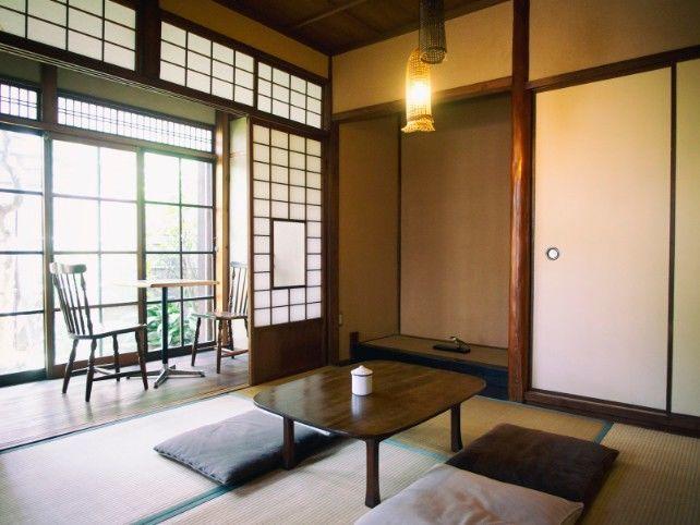 池田・カフェホーム畳敷き席