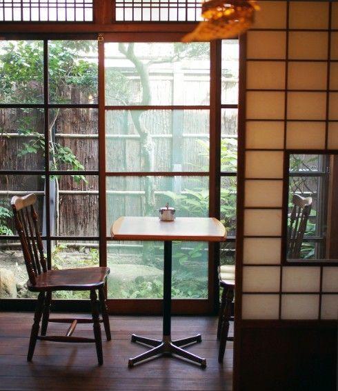 池田・カフェホーム縁側