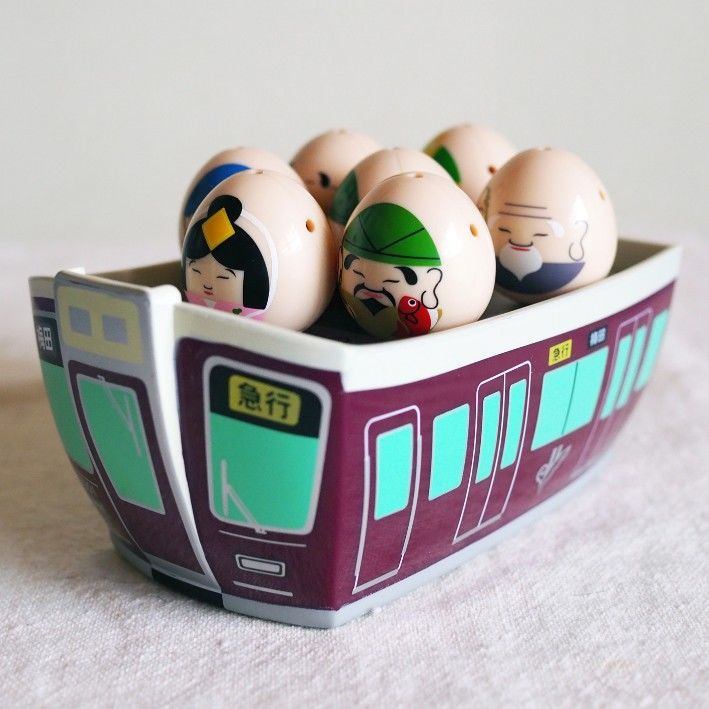 ミニ阪急電車