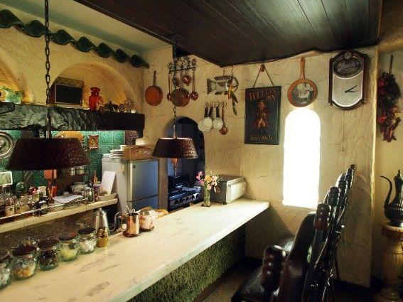 パーラー白薔薇のモデルの喫茶店2
