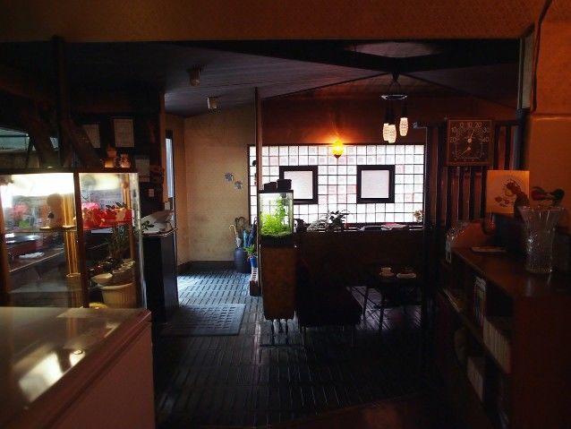 西脇市・喫茶マンボ_内装1
