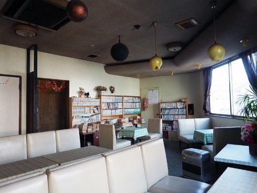 日東紅茶ティーパーラー・2階2