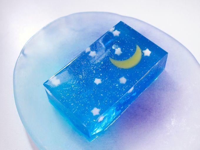 亀屋清永「星づく夜」の全体図