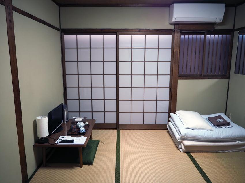 宿や平岩の一人部屋