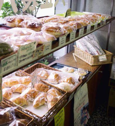 大正製パン所の店内