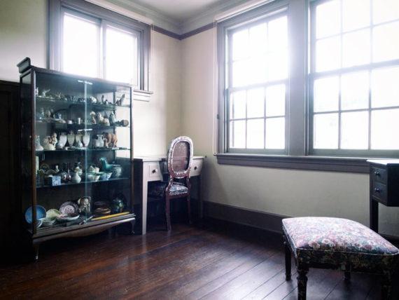 駒井家住宅の寝室