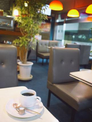 喫茶光線のコーヒー
