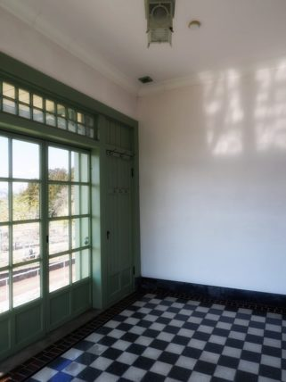 旧平賀邸のサンルーム
