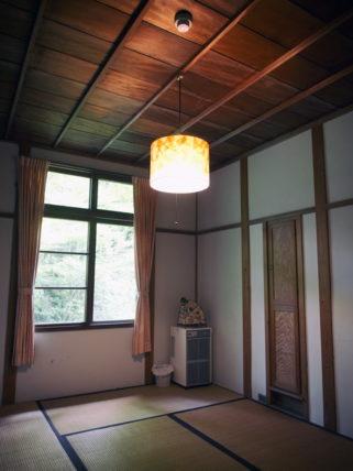 ヴォーリズ六甲山荘のメイド室