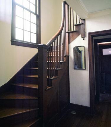 駒井家住宅階段