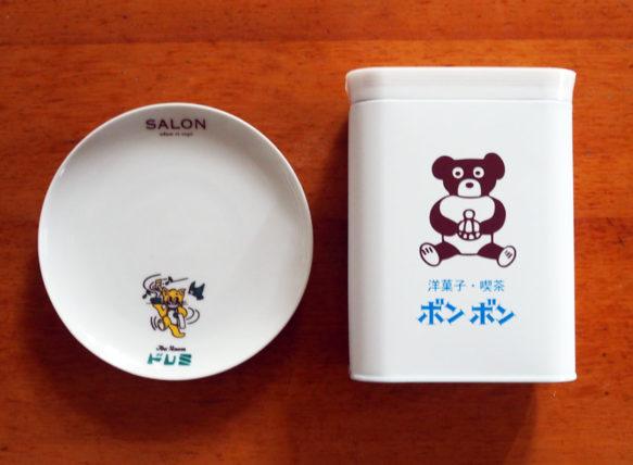 巡る純喫茶の新作コラボアイテム