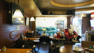 純喫茶ふじの店内2