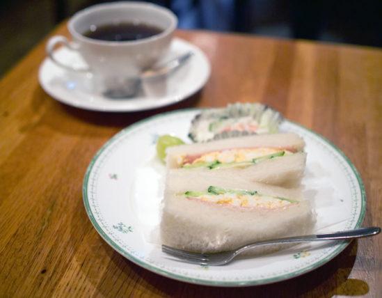 食事編・ビクトリーのミニサンドセット