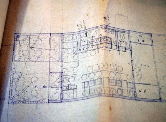 喫茶スコーレの設計図