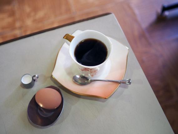 千福珈琲店のコーヒー