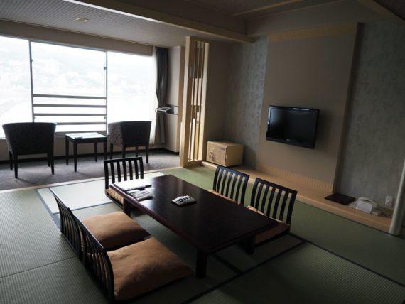 ホテルニューアカオ・和室