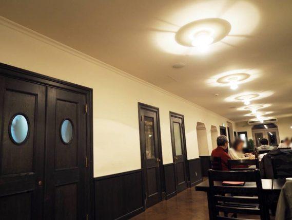 東華菜館・5階客席