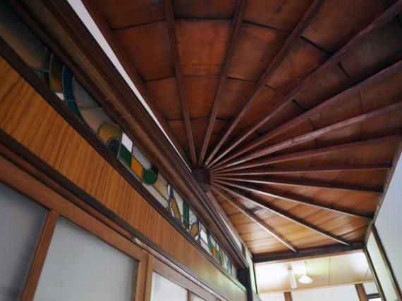 橋本の香・欄間ステンドグラス