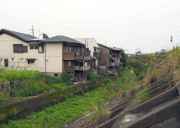 川越しの橋本遊郭