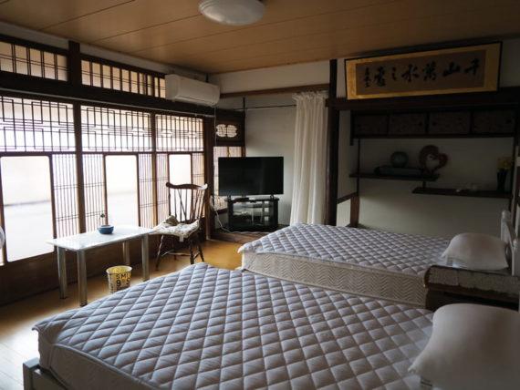 橋本の香・客室