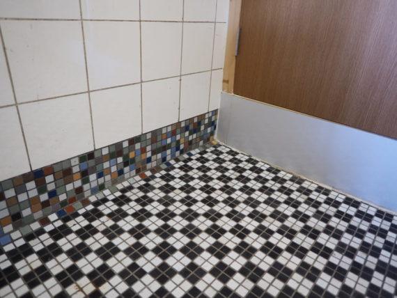 橋本の香・2階トイレのタイル