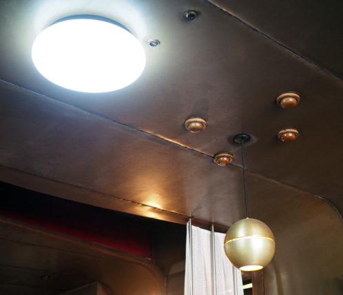 喫茶nest・照明